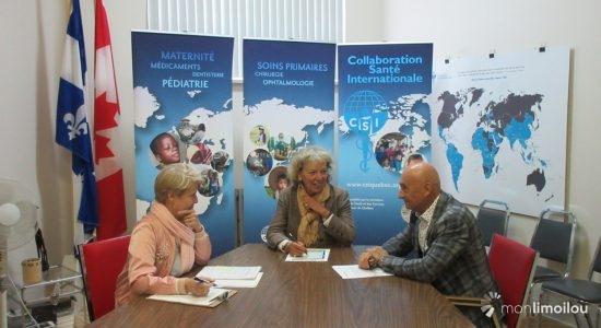Cinquante ans d'aide humanitaire pour Collaboration Santé Internationale - Vincent Auclair