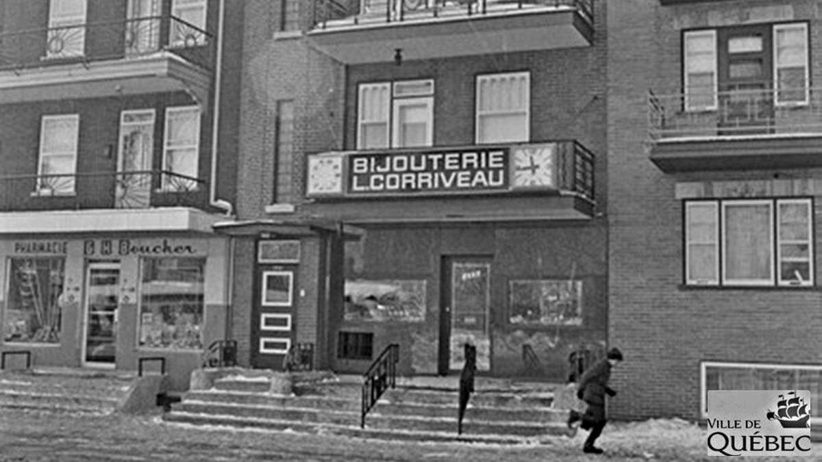 Limoilou dans les années 1970 (36): vous souvenez-vous de la bijouterie Corriveau? | 1 décembre 2018 | Article par Jean Cazes