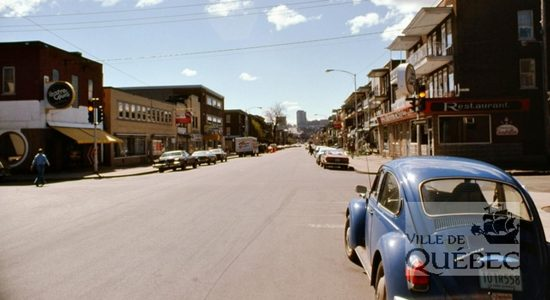 Limoilou dans les années 1970 (35) : des commerces aujourd'hui disparus de la 3e Avenue - Jean Cazes