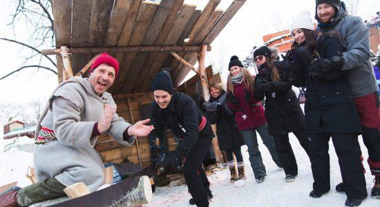 Un Carnaval de Québec expérientiel « dans la tête de Bonhomme » - Suzie Genest