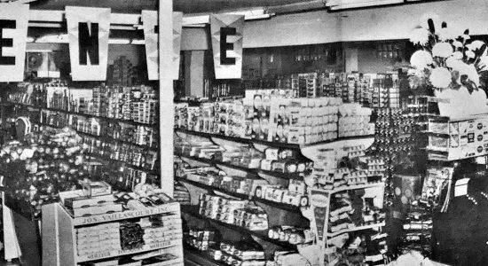 Limoilou dans les années 1960 (107) : le supermarché Roland Lemay - Jean Cazes