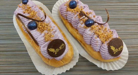 Éclair du mois | Boîte à Pain – Café Napoli