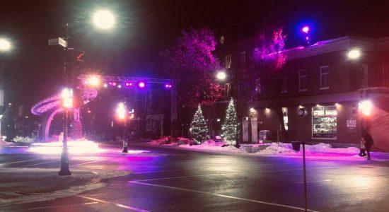 Place Limouloise : des méfaits mettent un terme aux illuminations - Suzie Genest