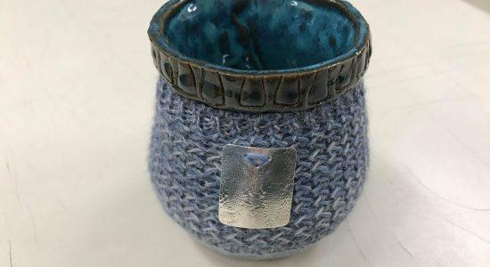 Découverte métiers d'art: créez une tasse confort