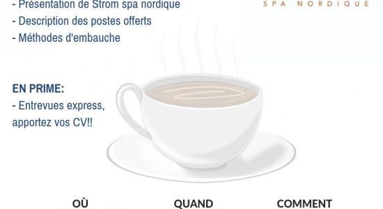 Café-emploi – Strom spa nordique