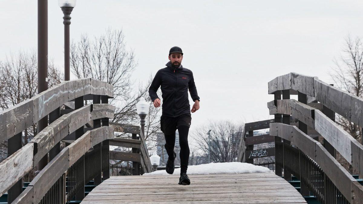 Les coureurs prennent d'assaut la rivière Saint-Charles | 10 avril 2019 | Article par Véronique Demers