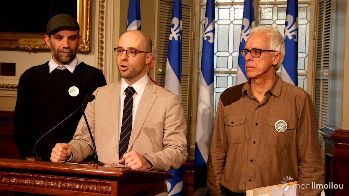 Biométhanisation à Québec : Zanetti demande des audiences publiques | 16 avril 2019 | Article par Véronique Demers