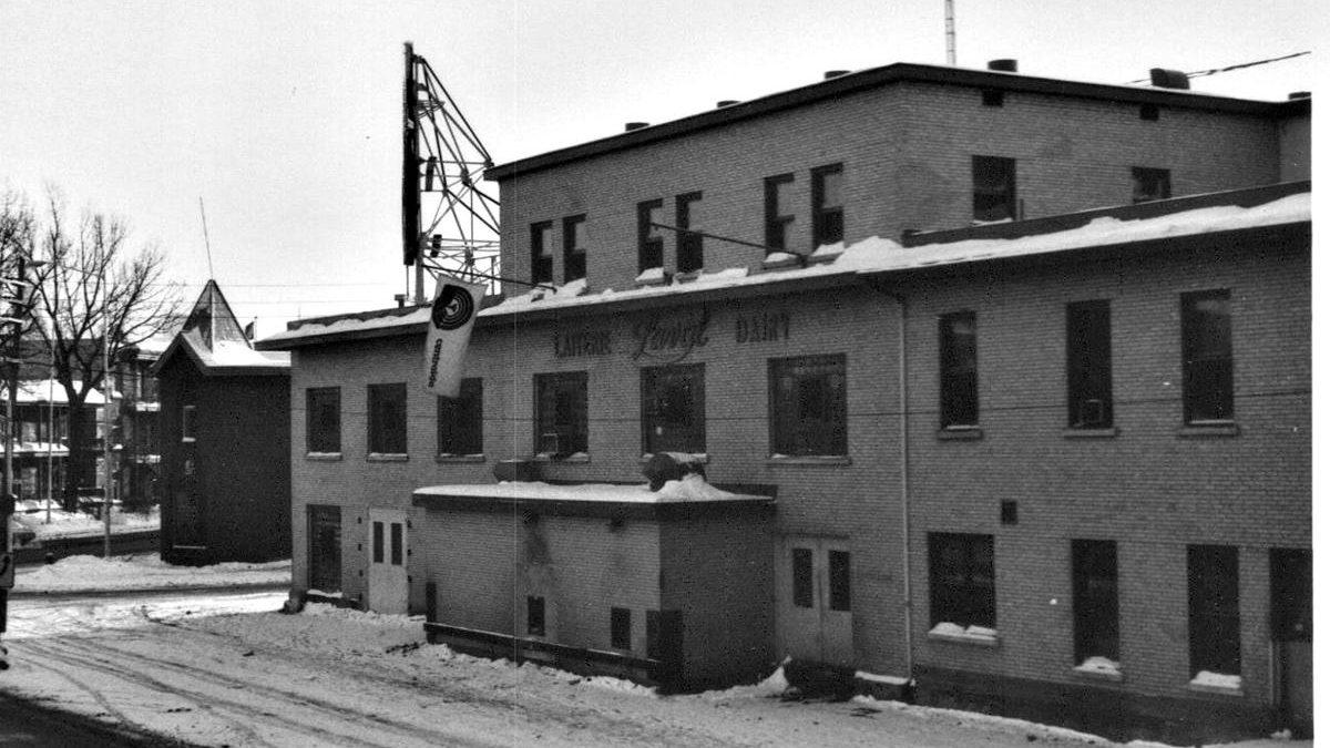 Laiterie Laval. Date incertaine (entre 1968 et 1975)