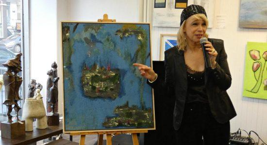 Chez Alfred-Pellan : l'artiste pluridisciplinaire Martine St-Clair à l'affiche - Jean Cazes