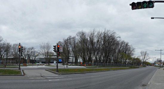 boulevard Wilfrid-Hamel Est, 19 mai 2019.