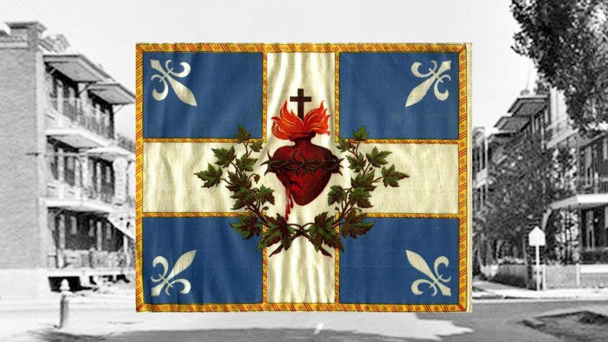 Ce drôle de drapeau | 23 juin 2019 | Article par André Lévesque