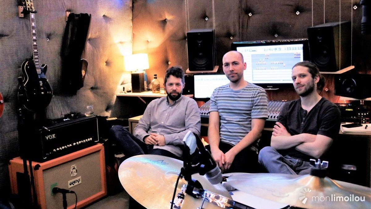 Un studio d'enregistrement au coeur de Maizerets | 23 mai 2019 | Article par Jessica Lebbe