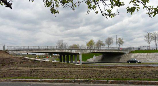 Dix ans de grands chantiers (8) : le réaménagement du boulevard Wilfrid-Hamel Est - Jean Cazes