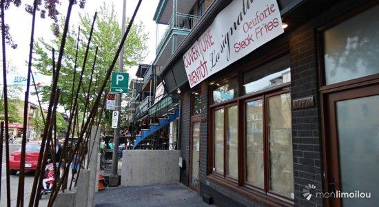 La Signature : ni steakhouse ni Oeuforie - Suzie Genest