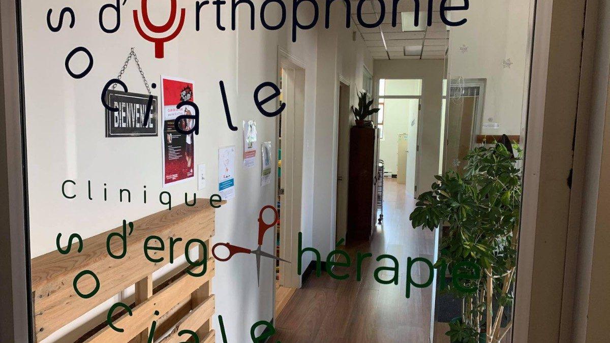 La Clinique d'orthophonie sociale de Québec ajoute l'ergothérapie à son arc | 22 juillet 2019 | Article par Suzie Genest