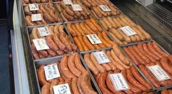 32 variétés de saucisses sans gluten | Saucisses et Complices