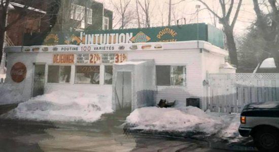 L'Intuition en 1994.