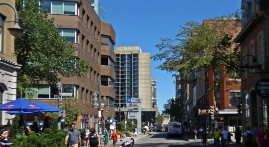 Rues piétonnes à Québec, il faut aller plus loin - Monquartier