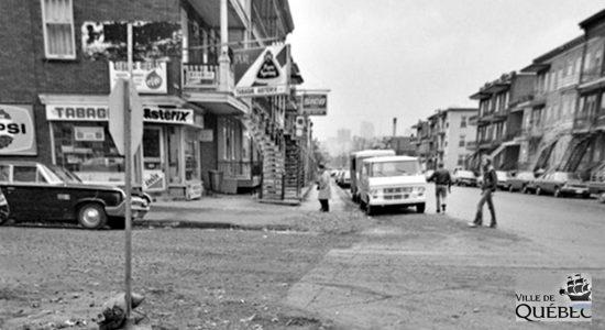 Limoilou dans les années 1970 (43) : la tabagie Astérix - Jean Cazes