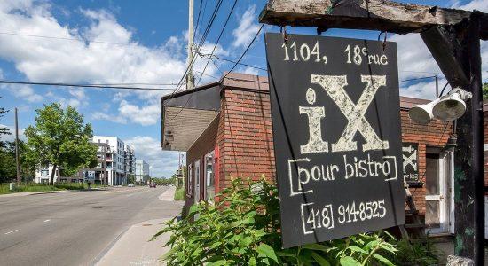 Entreprises en quête de relève : au tour d'iX pour bistro - Suzie Genest