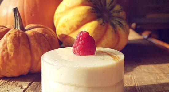 Mousse au miel d'automne | Baraque gourmande (La)