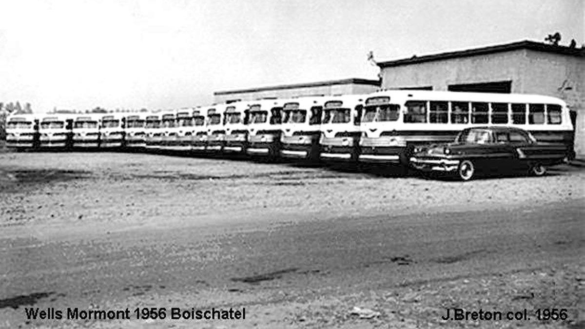 Ces autobus qui ont sillonné Limoilou autrefois   15 février 2015   Article par André Lévesque