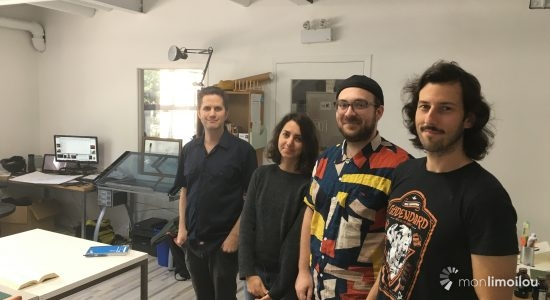 La Forge : un atelier BD en plein cœur de Limoilou - Raymond Poirier