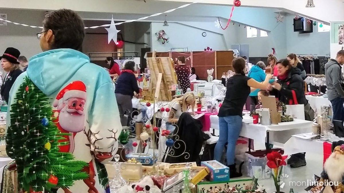 Un premier Marché de Noël ouvre la saison à Limoilou | 9 novembre 2019 | Article par Jason Duval