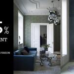 15% de rabais sur le papier peint - Juneau