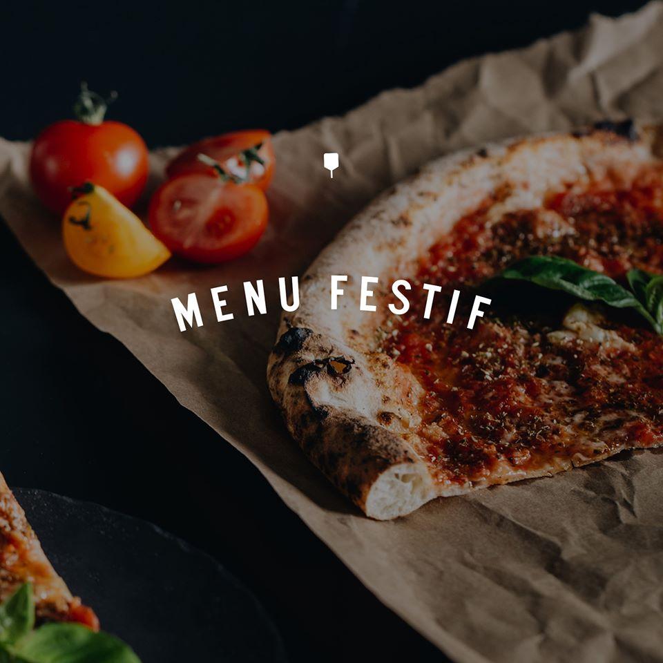 Menu festif pour les partys | NO.900 Pizzeria Napolitaine