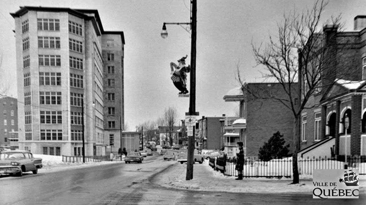 Limoilou dans les années 1960 (117) : hôpital Saint-François-d'Assise | 15 décembre 2019 | Article par Jean Cazes