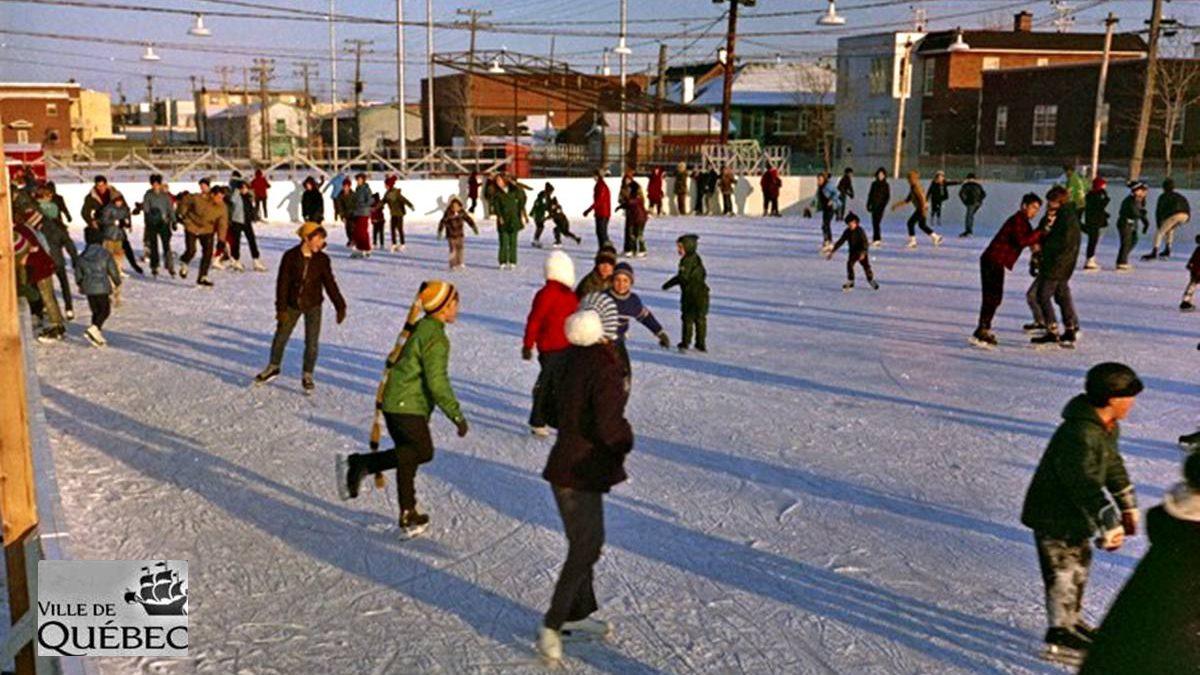 Limoilou dans les années 1960 (118) : patinage au parc Marchand | 29 décembre 2019 | Article par Jean Cazes