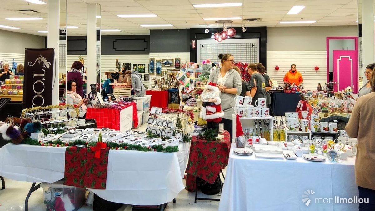 Premier marché de Noël aux Galeries de la Canardière | 6 décembre 2019 | Article par Jason Duval