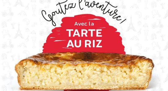 Tarte au riz | Boîte à Pain – Café Napoli