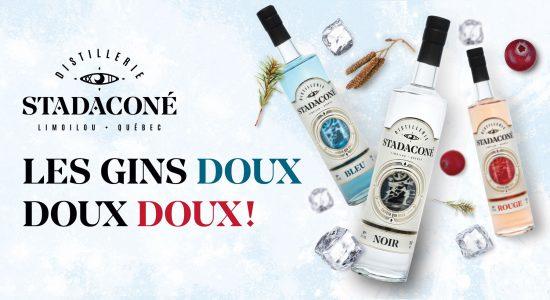 Cartes-cadeaux Distillerie Stadaconé | Distillerie Stadaconé