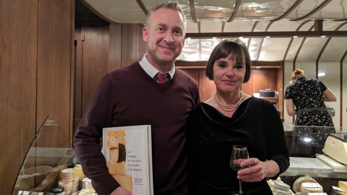 Un livre et une association gagnante pour Yannick Fromagerie | 13 décembre 2019 | Article par Amélie Légaré