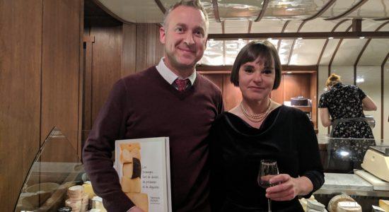 Un livre et une association gagnante pour Yannick Fromagerie - Amélie Légaré