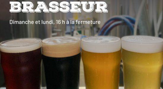 La bière choix du brasseur à 6 $ | La Souche Microbrasserie-Restaurant