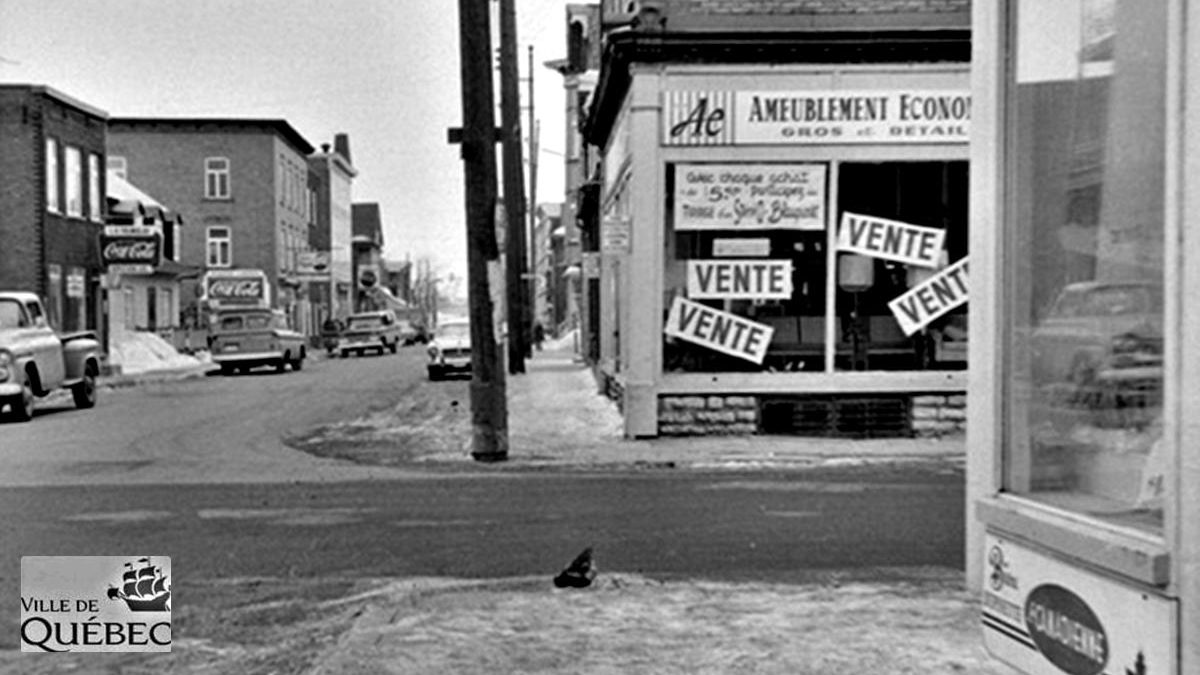 Limoilou dans les années 1960 (121) : Ameublement Économique | 9 février 2020 | Article par Jean Cazes