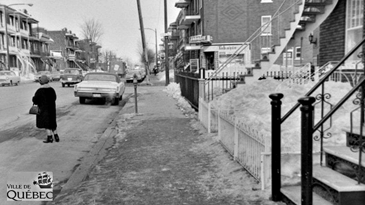 Limoilou dans les années 1960 (120) : trottoir de la 3e Avenue | 26 janvier 2020 | Article par Jean Cazes
