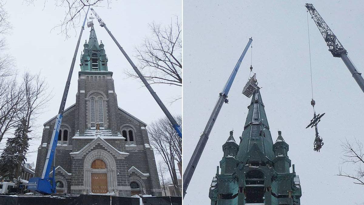 L'église Saint-François-d'Assise : plus qu'un souvenir | 10 février 2020 | Article par Jean Cazes