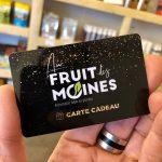 Carte cadeau Au fruit des moines - Au Fruit des Moines