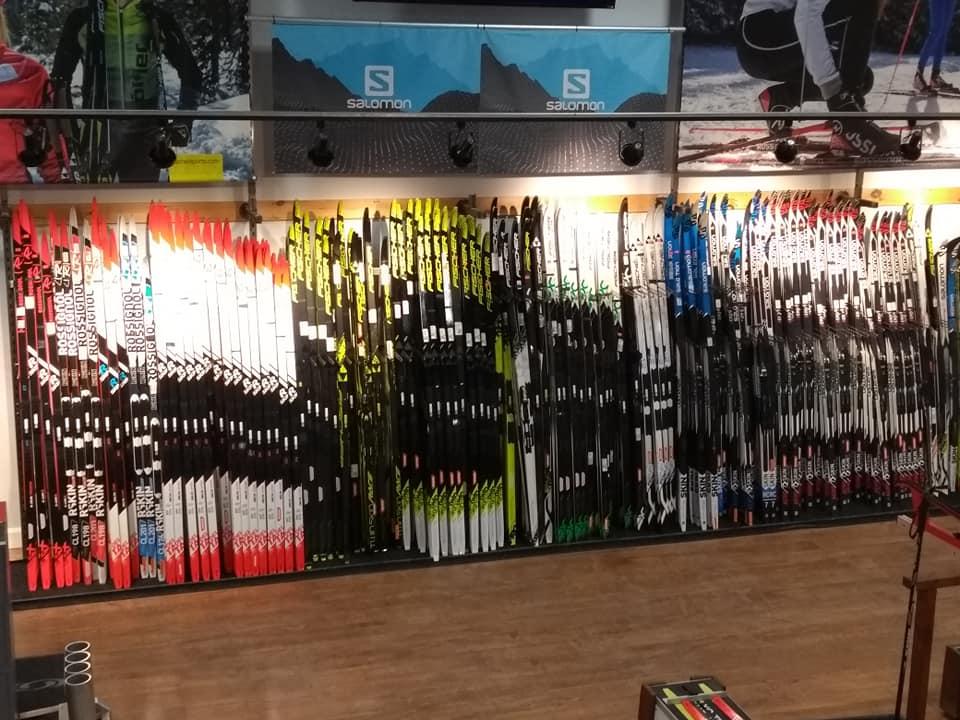 Skis : 20 % de rabais fin de saison | Demers bicyclettes et ski de fond