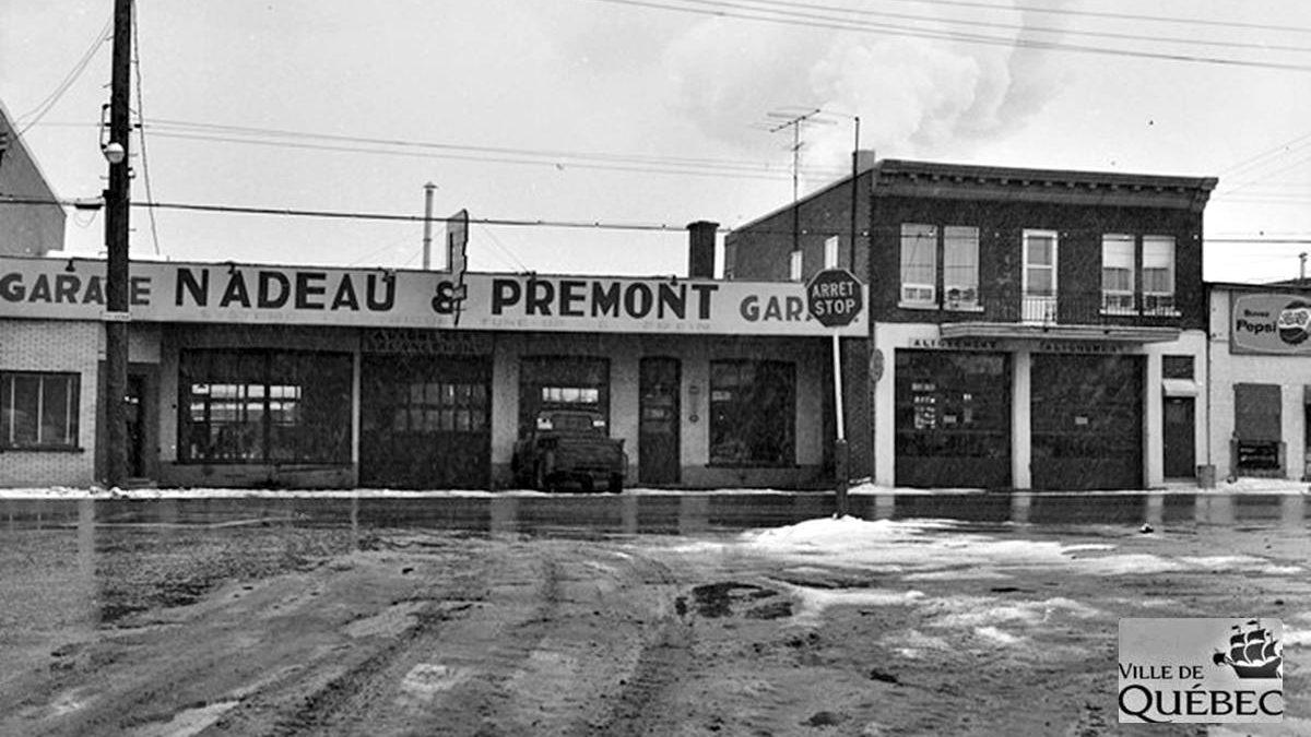 Limoilou dans les années 1960 (124) : garage Nadeau & Prémont | 29 mars 2020 | Article par Jean Cazes