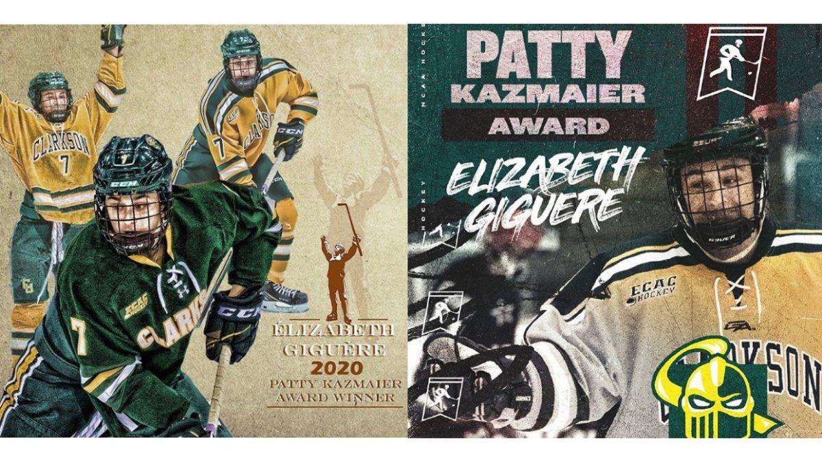 Elizabeth Giguère numéro 1 aux États-Unis   28 mars 2020   Article par Christian Lemelin