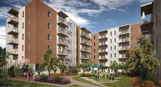 Les Habitations Marie-Clarisse bientôt en construction dans Maizerets - Jean Cazes
