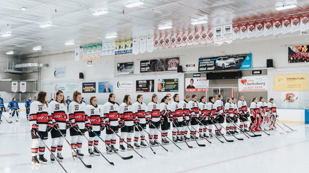 L'omniprésence des Titans dans le développement du hockey féminin | 7 juillet 2020 | Article par Christian Lemelin