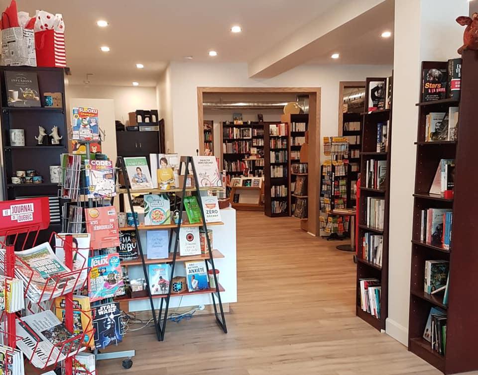 Livraison de livres | Librairie Morency