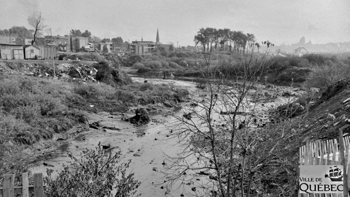 Chronique d'une rivière disparue : Le projet de canalisation de la Lairet | 10 mai 2020 | Article par Réjean Lemoine