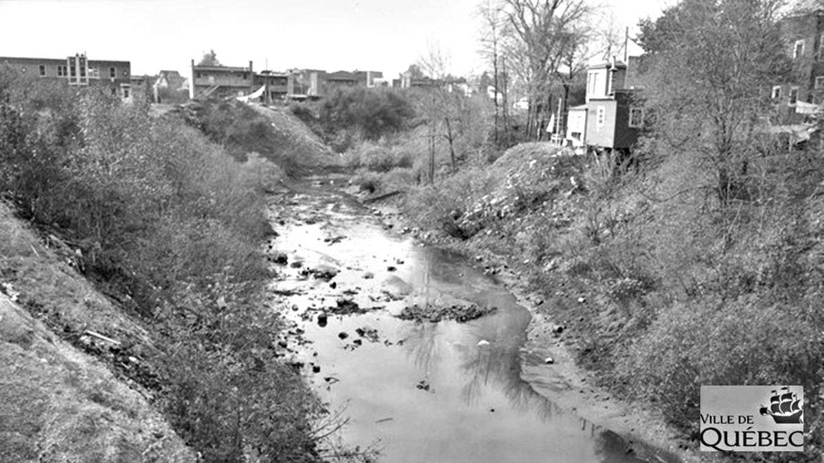 Rivière Lairet, 19 octobre 1948.